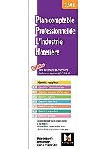 Plan comptable professionnel de l'industrie hôtelière de Foucher