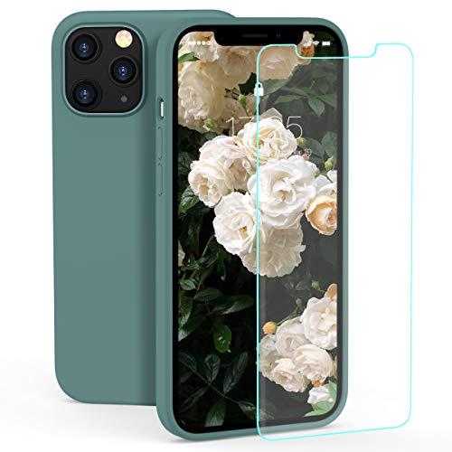 buenos comparativa ZELAXY Silicone Case for iPhone 12 / iPhone 12 Pro (6.1 inch) – Hard Case… y opiniones de 2021