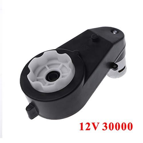 Preisvergleich Produktbild BIlinli 12000-30000 RPM 6V / 12V Elektromotorgetriebe für Kinder Fahren auf Fahrrad-Auto-Spielzeug