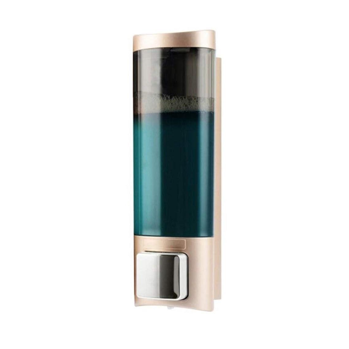 寸法鑑定消毒剤Kylinssh 液体石鹸ディスペンサーポンプ、浴室または台所、家のホテル - ステンレス鋼のために理想的な壁の台紙の石鹸/ローションディスペンサーポンプ