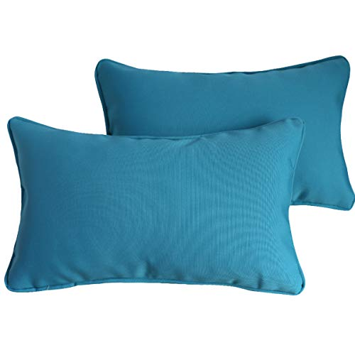 outdoor lumbar pillow - 1
