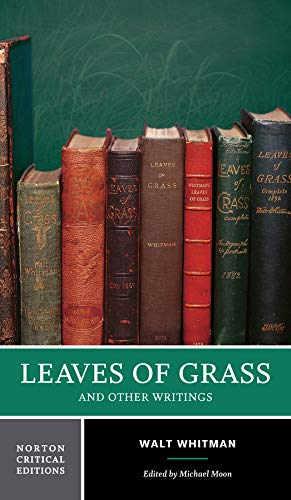 Leaves of Grass and Other Writings (First Edition)...
