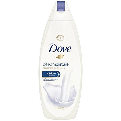 Dove Body Wash - Deep Moisture - 24 oz - 2 pk by Dove