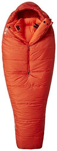 Mountain Hardwear HyperLamina Torch 0F Sleeping Bag (Long / Left Hand Zip) - Flame by Mountain Hardwear