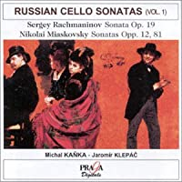 Rachmaninov:Russian Cello Sons
