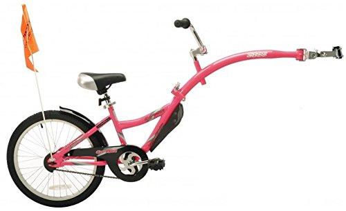 WeeRide 86459 Bicicleta Remolque Copilot, Unisex, Rosa, M