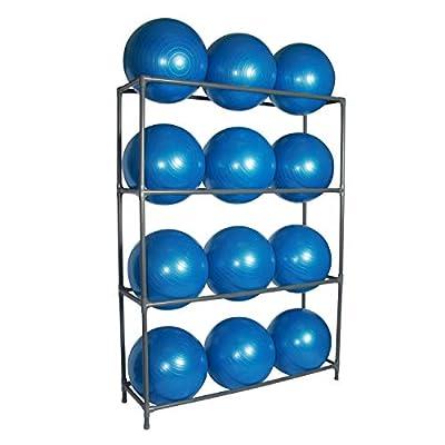 Fitness First Balance Ball Storage Rack