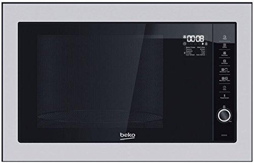 Beko MGB 25332 BG Incasso 25L 900W Nero, Acciaio inossidabile forno a...