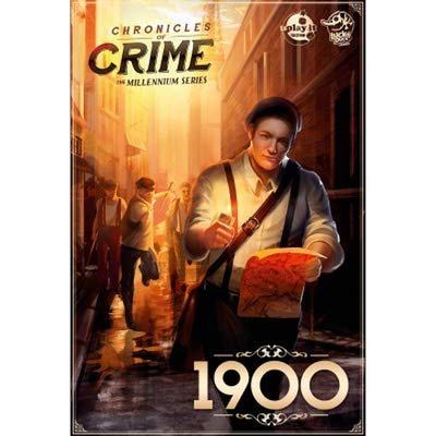 CHRONICLES OF CRIME : 1900 Gioco da Tavolo in Italiano