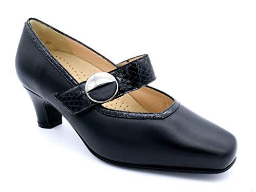 Zapato Vestir para Plantillas Drucker M-24960 Negro - Negro, 40