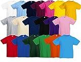 Maglietta Stampa Personalizzabile, Uomo/Donna, Vari Colori E Taglie (Colorata)
