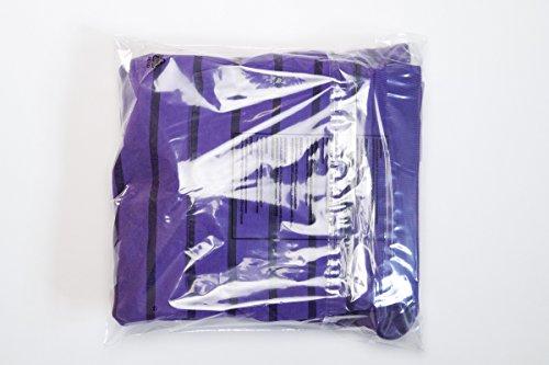 100 Polybeutel für Textilien FB3: 350 x 430 mm weiche LDPE Polybags,