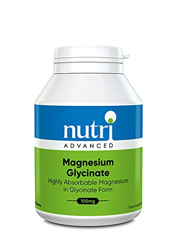 Nutri Advanced Magnesium Glycinate 120 Tablets