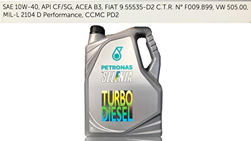 Selenia Turbo Diesel 10W-40 5Liter Kanne