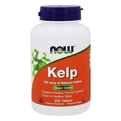 Now Foods -   | Kelp | 150 mcg