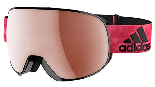 Adidas Brille Skibrille Googles ad82 PROGRESSOR S black matt 6050