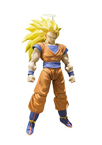Dragon Ball Z SS3 Son Goku SH Figure