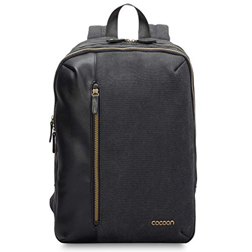 Cocoon URBAN ADVENTURE SLIM - Backpack/Organizer for Laptop from 10 and 16 inches | Inner Organizing System | Backpack for Tablet, Laptop - Black