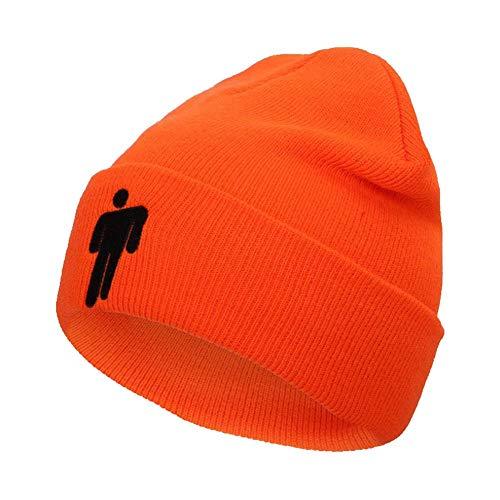 Ardentity Unisex gebreide muts, wintermuts, warm, gevoerd, elegant, voor skiën, reizen, bergbeklimmen, wandelen, kamperen, vissen, fietsen