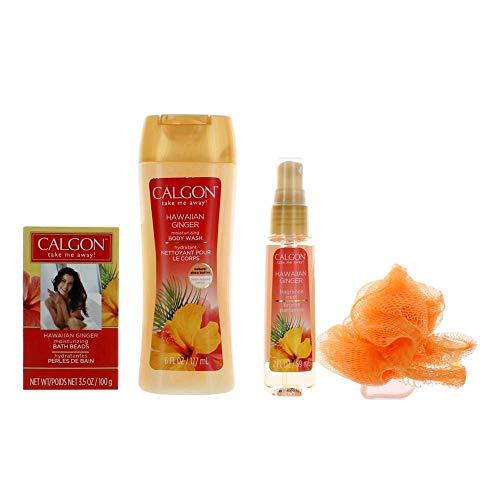 Calgon Spa Indulgence Gift Set - Hawaiian Ginger