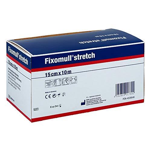 Fixomull Stretch 15 cmx10 m, 1 St