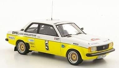 Opel Ascona B Gr.2, No.5, Opel Euro trading team, Rallye Hunsrueck, 1979, Model Car, Ready-made, Neo 1:43