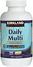 Costco Kirkland Signature Daily Multi Vitamins and Minerals