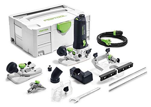 Festool Modul-Kantenfräse MFK 700 EQ-Set im neuen Systainer T-LOC