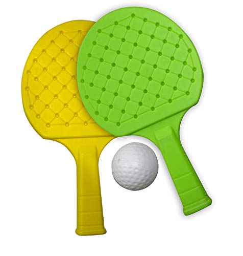 Majik Table Tennis Badminton with Racquet Ball Toy for Kids