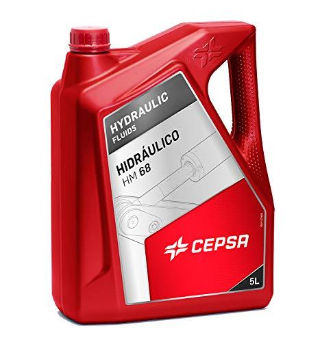 CEPSA Aceite Mineral para Sistemas hidráulicos 640413072, 5litros