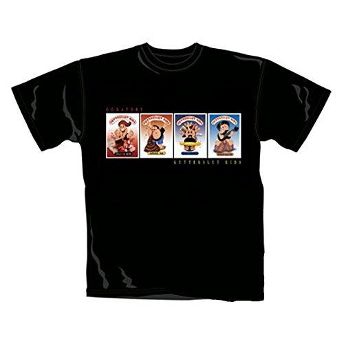 GORATORY - Gutterslut Kids - T-Shirt - Größe Size XL