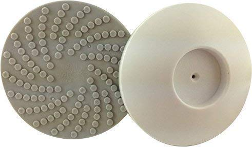Safety Innovations Stay-Put Shower Curtain Rod Mount, 2 Pack