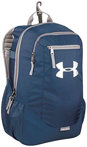 Under Armour Hustle II Kids Baseball Softball Bat Backpack Equipment Bag, Navy