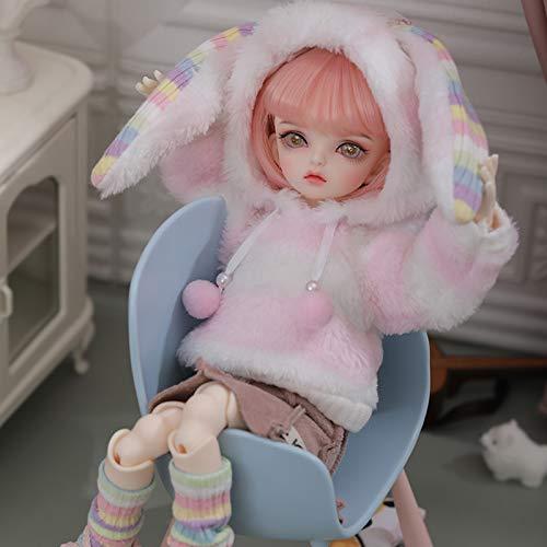 ZHDQ BJD Muñeca 1/6 Chica Bonita SD Dolls Bola Articulada Muñeca, Hecho...