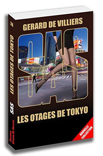 SAS 38 Les otages de Tokyo