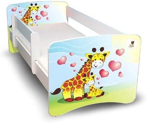 nuevo estilo Best For Kids 34 34 34 Designs - Cama Infantil (80x 160cm), con projoección anticaídas  80% de descuento