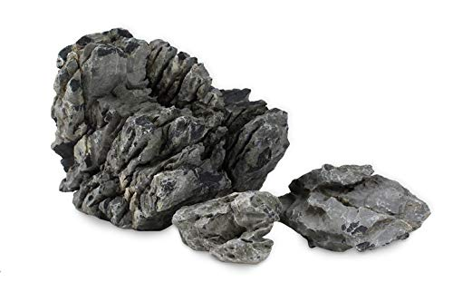 Retne Naturstein Grey Mountain Iwagumi Style Dekoration 10kg