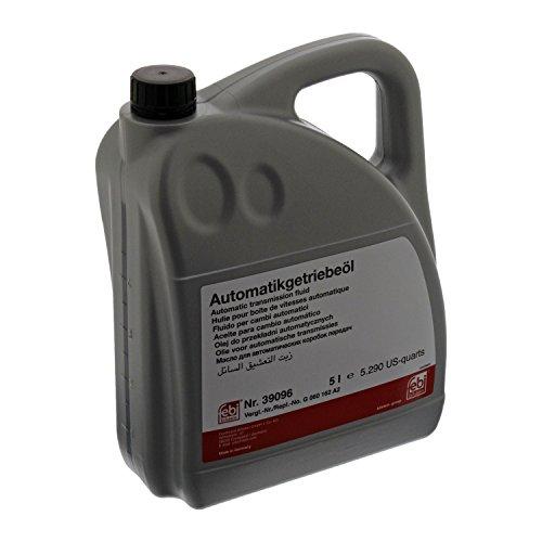 febi bilstein 39096 Automatikgetriebeöl (ATF) , 5 Liter