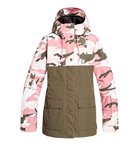 DC Shoes Cruiser - Snowboard Jacket - Schneejacke - Frauen - M - Rosa