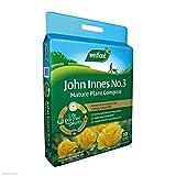 Westland John Innes No3 - Compost per piante mature, 10 l