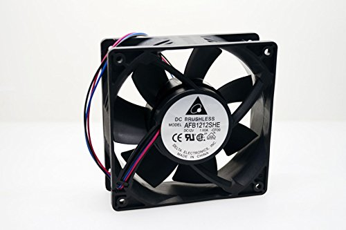 Ultra Strong 12cm DC12V Cooling Fan. 200CFM