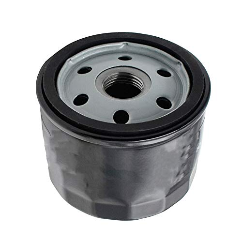Vogueing Tool grasmaaier olie, oliefilter past filters vervanging voor Briggs & Stratton 696854/492932S BS:492932S /696854 Zwart