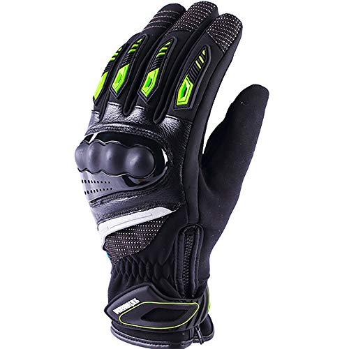 gengyouyuan Winter-Motorradhandschuhe Winddicht und wasserdicht selbstwärmende Handschuhe