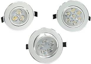 GHC LED Gloeilampen 1 stks LED Plafond Downlight AC85V-265V 9W / 15W / 21W Epistar LED Lamp Inbouwspot Light + LED-stuurpr...