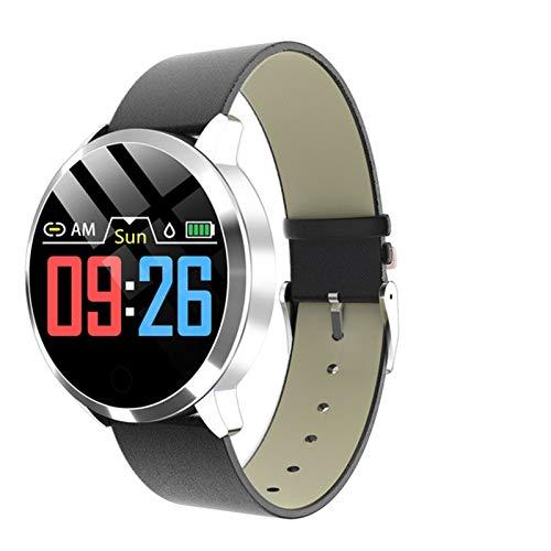 Gulu Q8plus Smart Watch Mujeres IP67 Smartwatch Femenino Reloj De Pulsera Ritmo Cardíaco Presión Arterial Dama Pulsera Regalo Bluetooth Watch Vs KW10,E