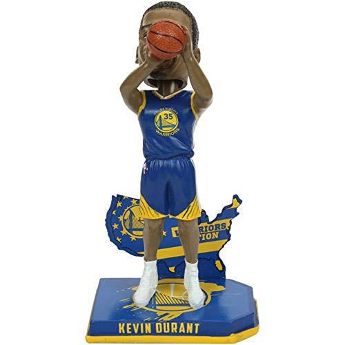 FOCO NBA Golden State Warriors Durant K. #35 Nation Bobble