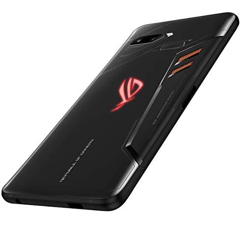 Asus ROG Phone Smartphone Débloqué 4G (Ecran : 6 pouces - 128 Go - Double Nano-SIM - Android 8.1) Noir