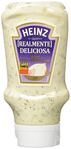 Heinz Mayonesa Cebolla Caramelizada 395g