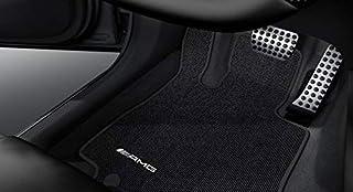Tappetini in velour Set A-Classe w169 Originale Mercedes-Benz Nero Nuovo