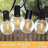 👉🏻【CATENA LUMINOSA ESTERNO IP45 IMPERMEABILE】 Queste catena luminosa LED sono impermeabili, quindi puoi usarle senza preoccupazioni anche in caso di maltempo. Puoi mettere queste luci nel tuo giardino o in qualsiasi luogo all'aperto e puoi goderti la...